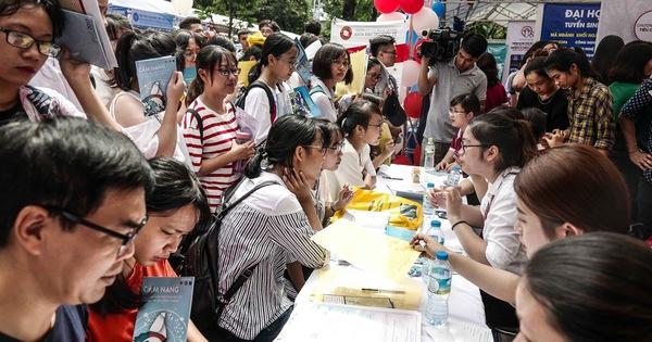 Xét tuyển đại học kết hợp chứng chỉ quốc tế và học bạ THPT