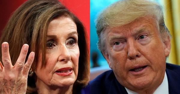 CNN: Tuần tới bà Nancy Pelosi sẽ chuyển nghị quyết luận tội ông Trump lên thượng viện