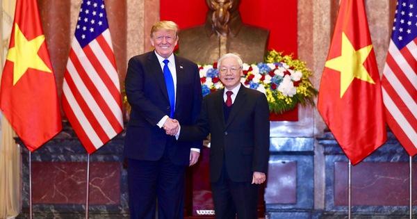 Nhóm nghị sĩ Mỹ: Quan hệ Việt – Mỹ hướng tới hòa bình, thịnh vượng khu vực