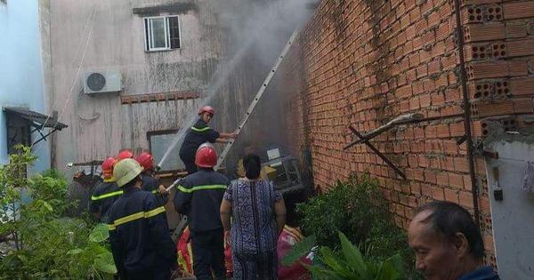 Chiến sĩ chữa cháy cùng 6 người trong gia đình mắc COVID-19