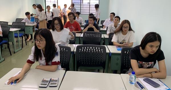 ĐH Quốc gia TP.HCM dời thi đánh giá năng lực đến 30-8