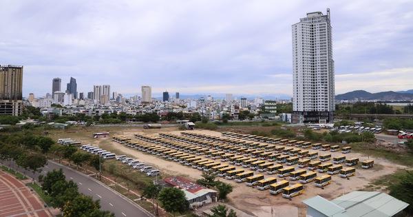 Đà Nẵng tiếp tục cho học sinh, sinh viên nghỉ học do bão