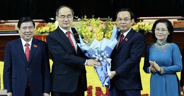 Tân bí thư Thành ủy TP.HCM Nguyễn Văn Nên: ''Đoàn kết, hiệp lực đưa TP phát triển nhanh, bền vững''