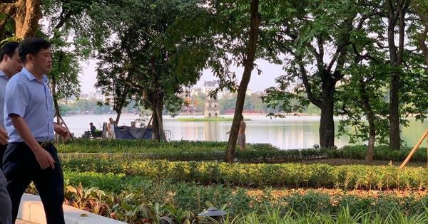 Hà Nội lấy ý kiến cộng đồng về 3 vị trí xây dựng Km0 ở hồ Hoàn Kiếm