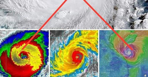 Nhật Bản dự báo siêu bão cấp 17 đổ bộ vào Việt Nam: Thông tin sai sự thật!