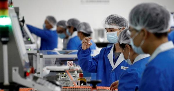 Brazil nói vắc xin COVID-19 của Trung Quốc an toàn