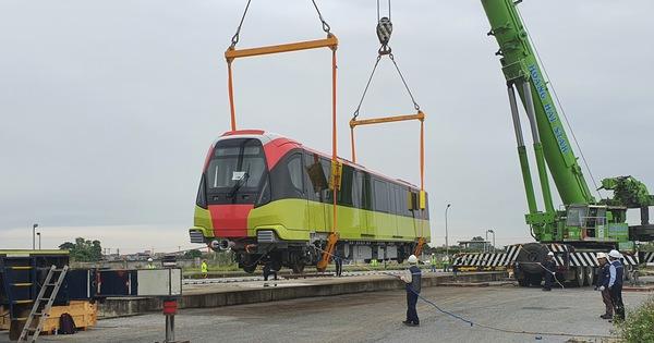 Tiếp tục đưa chuyên gia sang Việt Nam để sớm khai thác metro Nhổn - ga Hà Nội