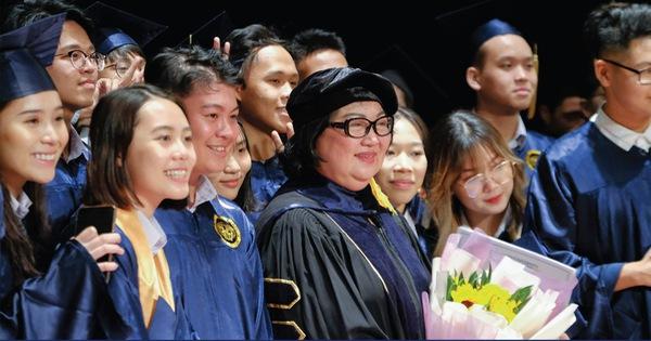 Tiến sĩ Trần Nguyễn Thy Bình - người khát khao tạo dựng cơ hội cho học sinh