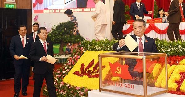 Ông Nguyễn Văn Quảng làm bí thư Thành ủy Đà Nẵng