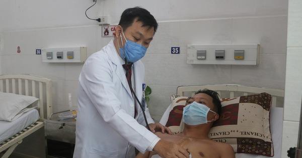 Bỏ qua thủ tục, hội chẩn khẩn 1 phút cứu mạng bệnh nhân bị đâm thủng tim