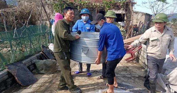 Hà Tĩnh đã hứng đợt mưa chưa từng có từ năm 1960