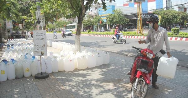 ĐBSCL làm nhà máy nước thô liên tỉnh chống nhiễm mặn