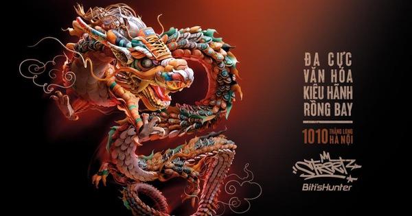 Thương hiệu Việt sáng tạo Rồng Việt đương đại kỉ niệm 1010 năm Thăng Long - Hà Nội