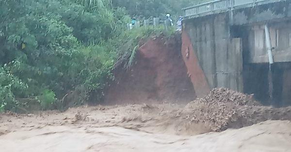 Nóng: Hai vụ sạt lở vùi lấp 53 người ở Quảng Nam, đã thông đường vào Nam Trà My