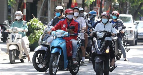 Hà Nội xử phạt không đeo khẩu trang ở chợ, siêu thị, công viên, vườn hoa, bến xe