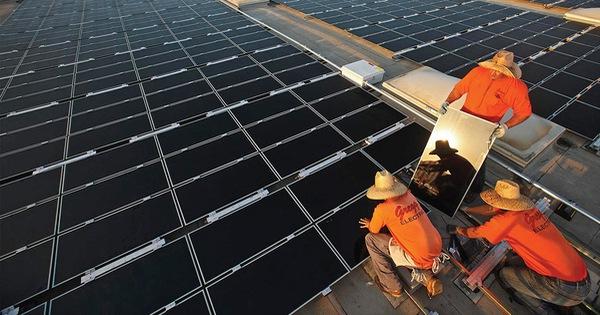 Điện mặt trời: Để năng lượng sạch thật sự xanh