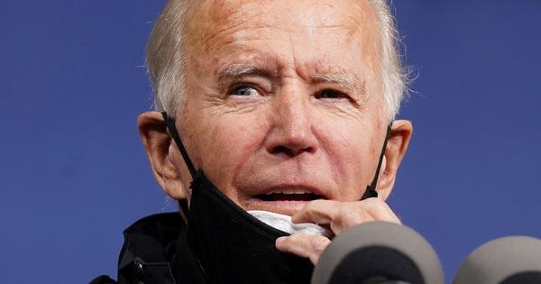 Ông Biden yêu cầu dân Mỹ đeo khẩu trang 100 ngày từ 20-1-2021