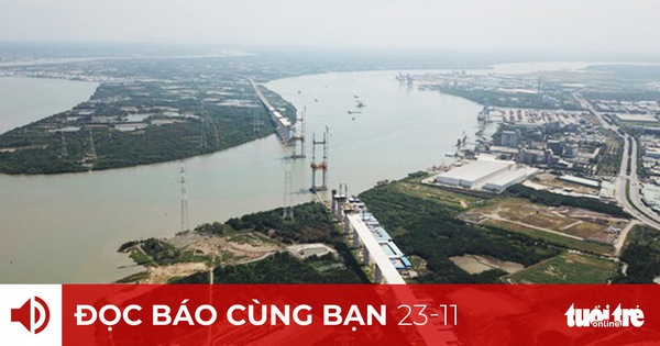 Đọc báo cùng bạn 23-11. Kết nối hạ tầng vùng Đông Nam Bộ: Tiền đâu, đất đâu và ý chí đâu?