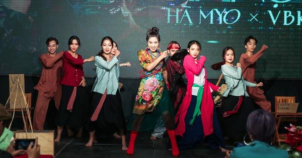 Xẩm, EDM và Rap hội tụ trong MV Xẩm Hà Nội