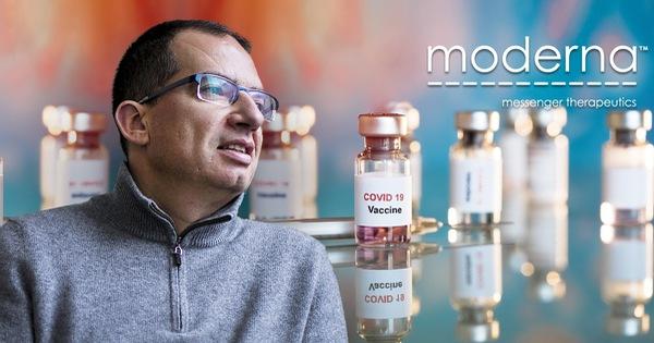 Ai đưa vắc xin ngừa COVID-19 của Moderna 'về đích' sớm?