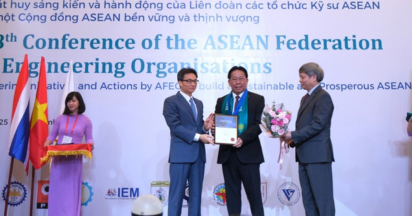 Phó thủ tướng Vũ Đức Đam: ASEAN cần nâng cao năng lực ứng phó với nguy cơ, rủi ro mới