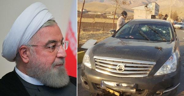 Các lãnh đạo Iran dọa trả đũa vụ ám sát ''cha đẻ hạt nhân Iran''