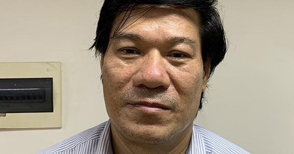 Cựu giám đốc CDC Hà Nội chủ mưu vụ nâng giá máy xét nghiệm COVID-19