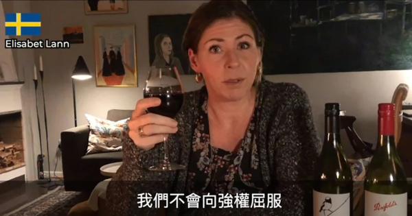 Chính trị gia hàng chục nước rủ nhau uống vang Úc, phản đối Trung Quốc bắt chẹt