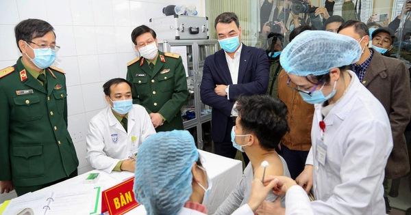 Sáng 5-3 không có thêm ca mắc COVID-19 mới, cuối tuần Bộ Y tế sẽ thông báo kế hoạch tiêm vắc xin
