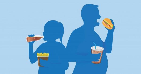 Anh cấm quảng cáo thực phẩm không lành mạnh