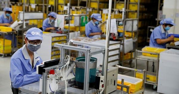 Trung Quốc vượt Mỹ thành mối làm ăn lớn nhất của châu Âu
