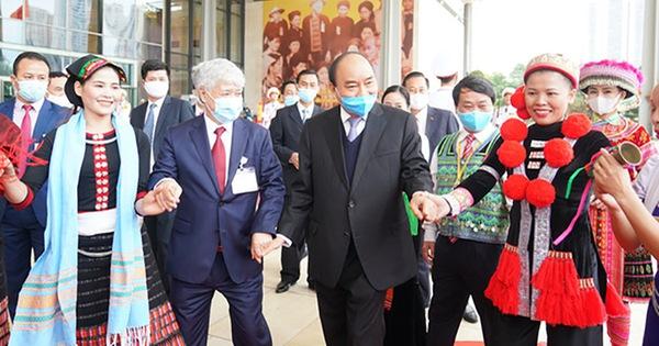 'Đoàn kết chính là cội nguồn sức mạnh của đại dân tộc Việt Nam'