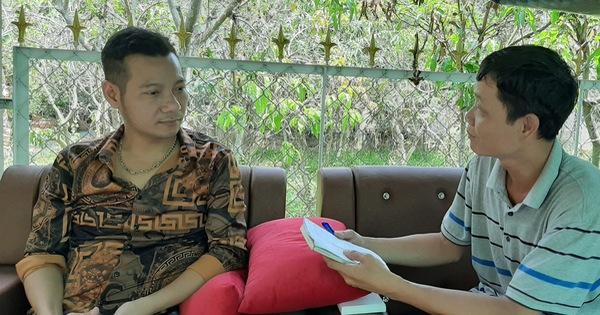 Anh Tâm đại lý vé số, người tốt ở Vĩnh Long: Hỗ trợ 50.000 đồng/ngày cho người bán dạo