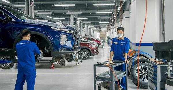 Dính lỗi cầu chì, triệu hồi hơn 23.000 ôtô Hyundai Tucson tại Việt Nam