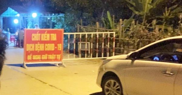 Quảng Nam lập chốt kiểm soát không phải ngăn sông cấm chợ