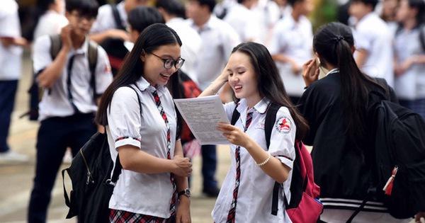 900.000 thí sinh đăng ký thi tốt nghiệp THPT năm 2020