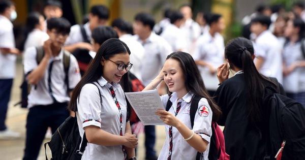 Bỏ hay vẫn thi tốt nghiệp THPT: An toàn là tiêu chí quyết định