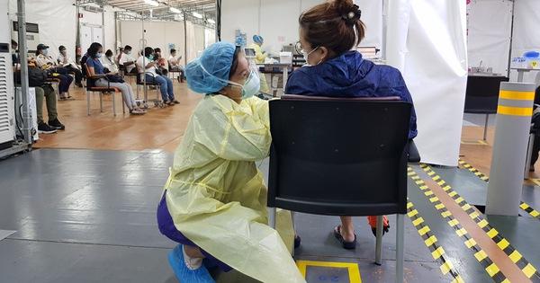 Câu chuyện nghẹt thở của ''bệnh nhân người Việt'' ở Singapore