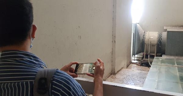 Công an trích camera, điều tra vụ một tiến sĩ rơi từ tầng cao xuống tử vong