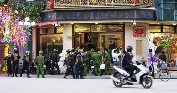 ''Đại gia'' bất động sản Thái Bình bị khởi tố điều tra tội ''cố ý gây thương tích''
