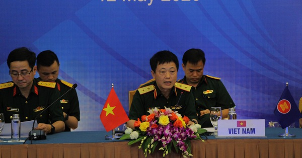 Diễn tập xử lý tình huống quân y ASEAN trong phòng chống dịch bệnh