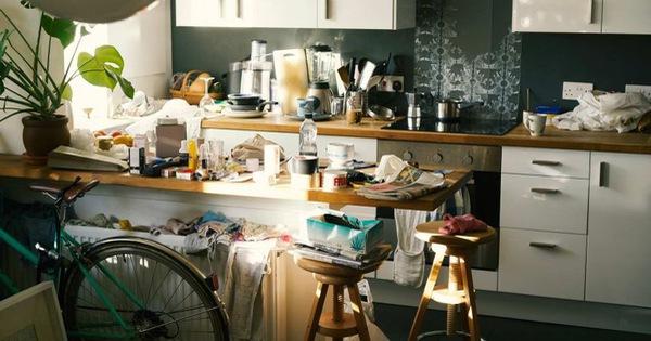 Vì sao dọn dẹp ''cho đã'' rồi nhà cửa vẫn cứ lộn xộn?