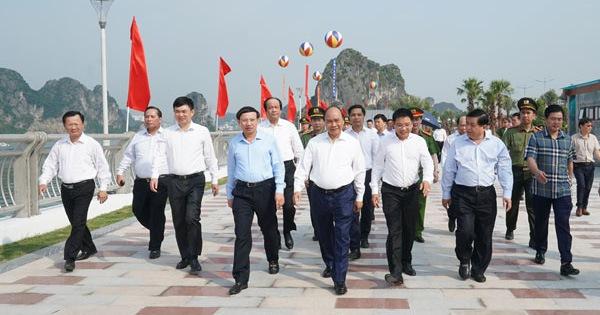 Thủ tướng: Quảng Ninh phải là phên dậu vững chắc, động lực đóng góp hưng thịnh quốc gia
