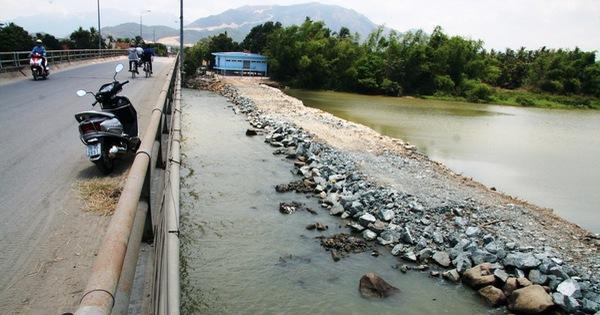Khánh Hòa lo ứng phó 7 nguy cơ từ hạn, tụt nước ngầm, mặn xâm nhập