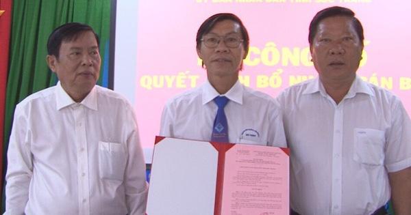 Thành viên nhóm lai tạo gạo ngon nhất thế giới làm phó giám đốc Sở Nông nghiệp