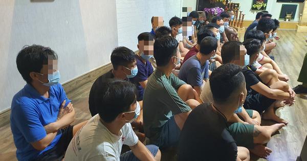"""Kiểm tra một cơ sở tổ chức cai nghiện """"chui"""" cho gần 100 người nghiện ma túy"""