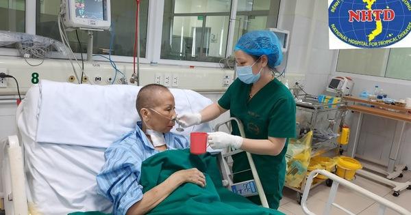 Có lúc đã ngừng tuần hoàn, nay bác ruột bệnh nhân 17 khỏi bệnh sau gần 3 tháng điều trị