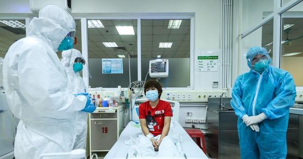 Bệnh nhân xét nghiệm nhiều nhất Việt Nam khỏi bệnh, hôm nay 0 ca mới