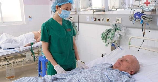Cứu sống nhiều bệnh nhân mắc hội chứng Stevens-Johnson hiếm gặp