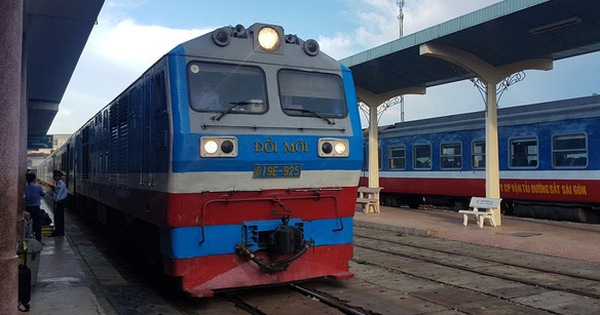 Chưa chuyển Tổng công ty Đường sắt về Bộ Giao thông vận tải